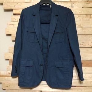 L.L. Bean Denim Men's Blazer Jackets size 42R